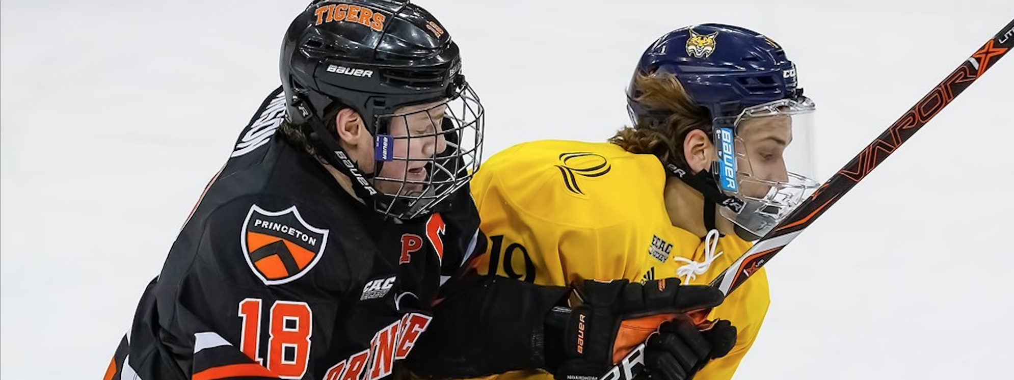 f4933fac9a0 Why College Hockey Requires Players To Wear Full Cages